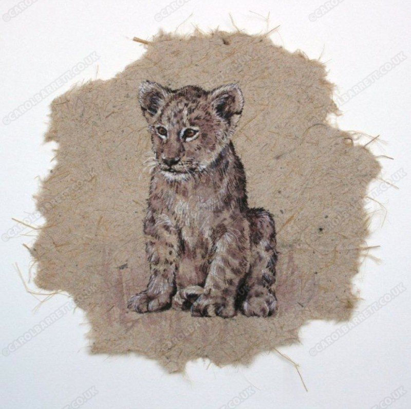 "<span style=""float:left"">Pride baby</span> <span style=""float:right""><a href=""https://www.carolbarrett.co.uk/paintings/pride-baby/?from=/big-cats-sold/"">More info »</a></span>"