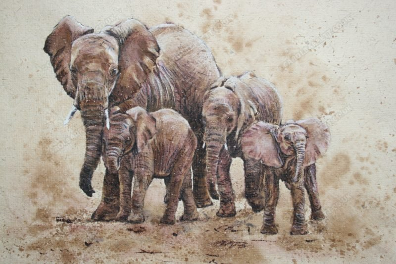 "<span style=""float:left"">Lifelong Ties</span> <span style=""float:right""><a href=""https://www.carolbarrett.co.uk/paintings/lifelong-ties/?from=/elephants-sold/page/2/"">More info »</a></span>"